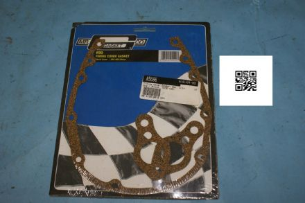 1975-1991 Corvette C3 C4 Small Block Timing Cover Gasket, New